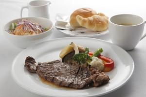 ステーキ定食 0,000円