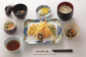 てんぷら定食 1,000円