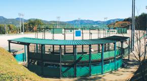 ソフトボール球場
